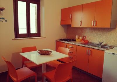 Casa Vacanze Appartamento Centro Opzione Arancio